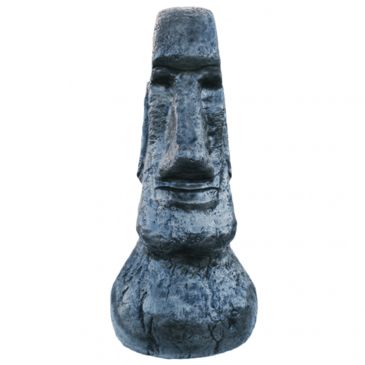 easter island ornament stone art garden large Easter Island Head 120cm