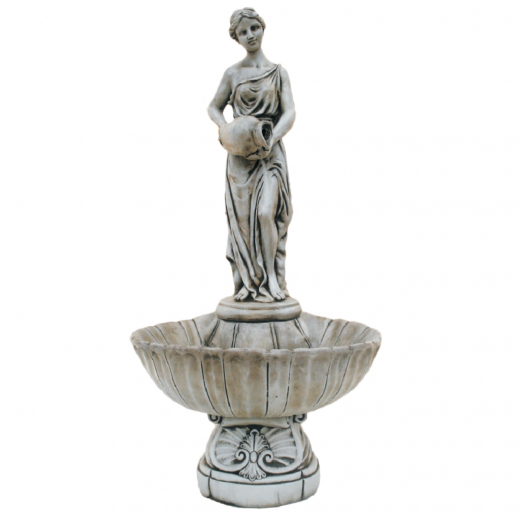 sofia water fountain statue ornament classic stone art Sofia Fountain 108cm