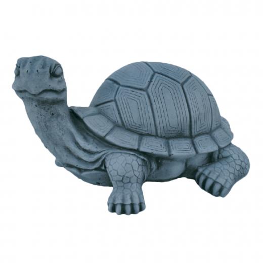 Medium Size Turtle 15cm turtoise garden ornament outside stone statue reptile