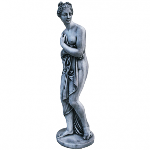 Beautiful Pandora 120cm statue garden stone ornament lady