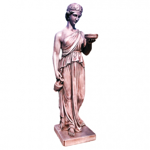 Greek Lady Statue 120cm statue garden ornament female beautiful