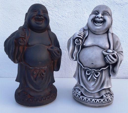 Standing Chinese Buddha 36 cm