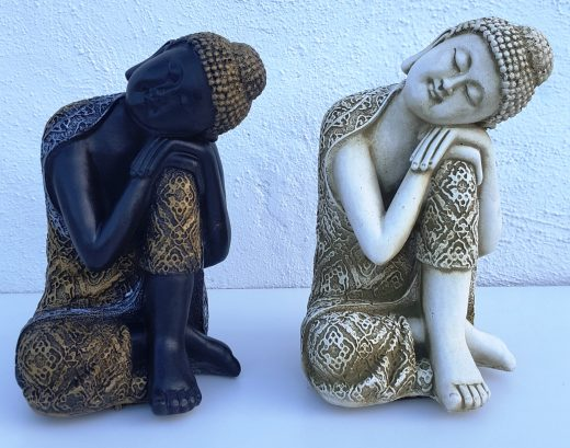 Small Sleeping Buddha 26 cm