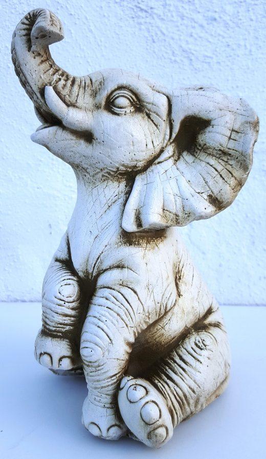 Playful Elephant 25 cm