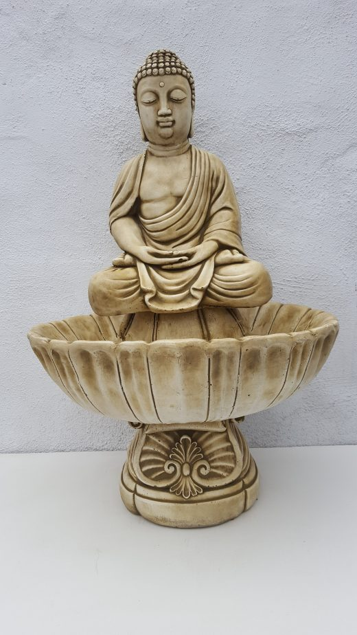 Buddha Fountain 85 cm