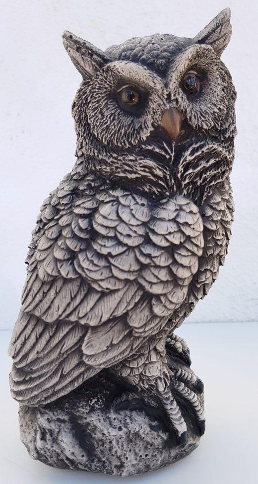 Medium Owl 20 cm