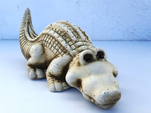 Cute Crocodile 10 cm